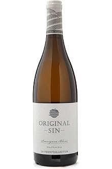 LA VIERGE Original Sin Sauvignon Blanc 2010 750ml