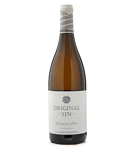 SOUTH AFRICA Original Sin Sauvignon Blanc 2010 750ml