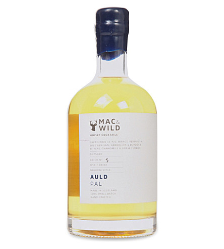 APERITIF & DIGESTIF Auld pal whisky cocktail 700ml