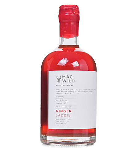 APERITIF & DIGESTIF Ginger Laddie whisky cocktail 700ml