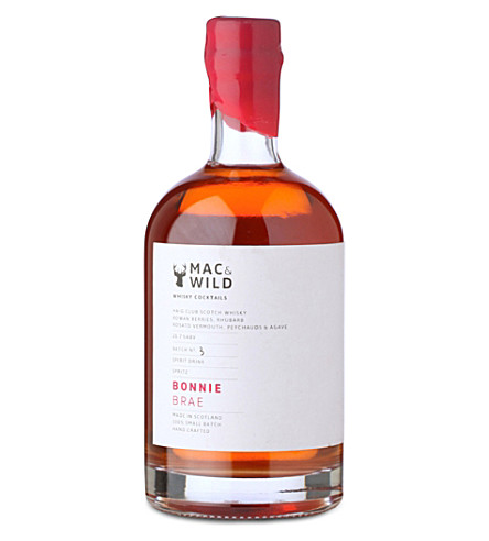 APERITIF & DIGESTIF Bonnie brae whiskey cocktail 700ml