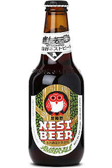 KIUCHI BREWERY Hitachino Nest Beer Amber Ale 300ml