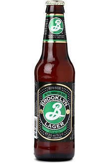 BROOKLYN BREWERY Brooklyn lager 355ml
