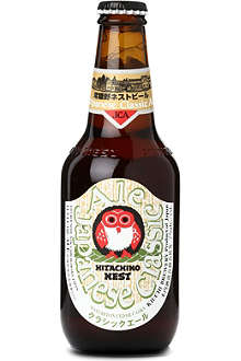 KIUCHI BREWERY Hitachino Nest Classic ale 330ml