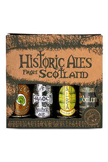 HISTORIC ALES FROM SCOTLAND Historic ales of Scotland