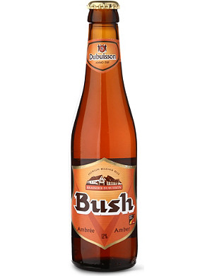 NONE Bush Ambrée 250ml