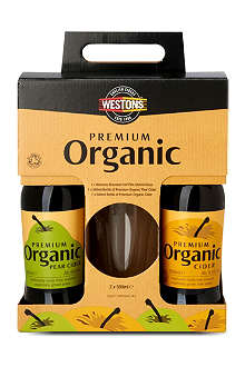 WESTONS Apple and pear cider pack