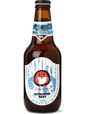 KIUCHI BREWERY Hitachino Nest White Ale 300ml