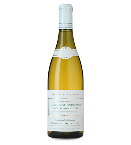 BURGUNDY Chassagne 蒙 Chenevottes 750 毫升