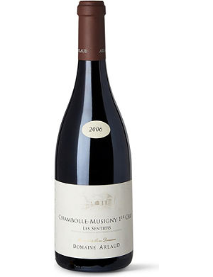 BURGUNDY Chambolle Musigny les Sentiers 2006 750ml