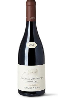 BURGUNDY Charmes Chambertin 2006 750ml