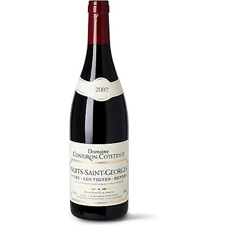 DOMAINE CONFURON-COTETIDOT Nuits-Saints-Georges 2007 750ml