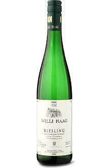 WILLI HAAG Riesling QBA 750ml