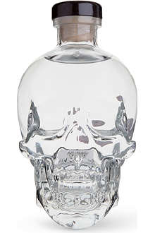 CRYSTAL HEAD VODKA Rolling Stones 50th Anniversary limited edition gift set 700ml