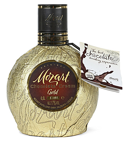 MOZART Chocolate cream liqueur 500ml