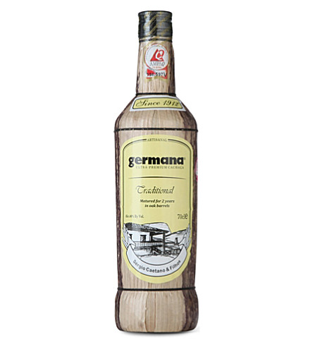 GERMANA Cachaça 700ml