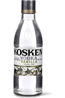 Vanilla vodka 700ml