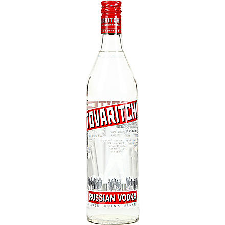 TOVARITCH Russian vodka 700ml
