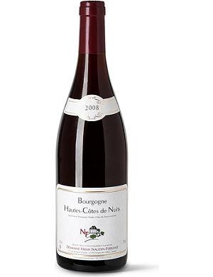 BURGUNDY Hautes-Côtes de Nuits 2008 750ml