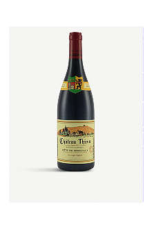 CHATEAU THIVIN Côte du Brouilly 2007 750ml