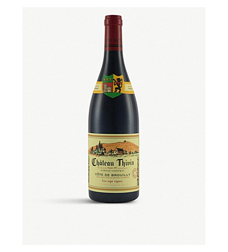 FRANCE Côte du Brouilly 2007 750ml