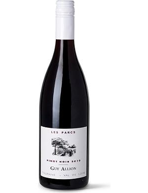 LOIRE Touraine Pinot Noir 2010 750ml