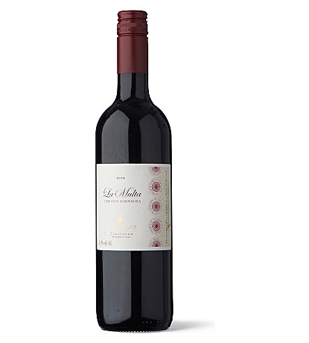 SPAIN La Multa Old Vine Garnacha 750ml