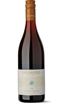 SHERWOOD Pinot Noir 2009 750ml