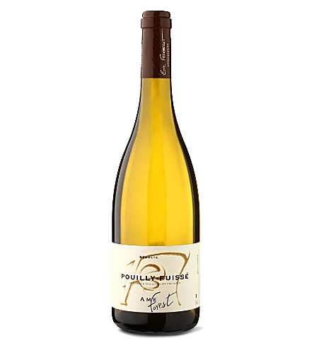 BURGUNDY L'Ame Forest white wine 750ml