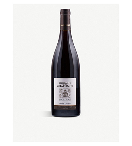 FRANCE Domaine Chaponne Morgon 2010/11 750ml