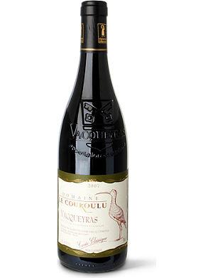 RHONE Vacqueyras Cuvée Classique 2007 750ml