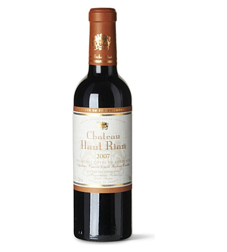 HAUT RIAN Rouge 2006/2007 375ml