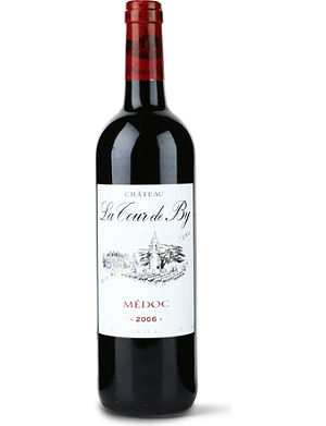 BORDEAUX Chateau La Tour De By 750ml