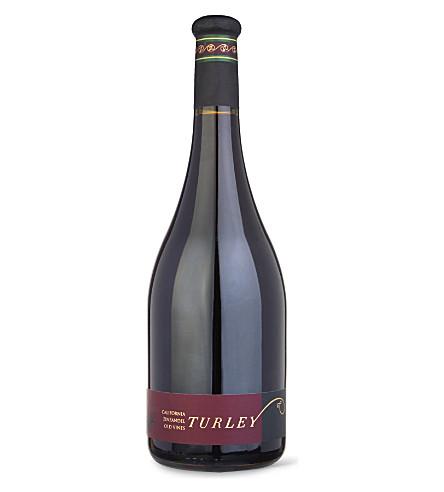 USA Old Vines Zinfandel 2010 750ml