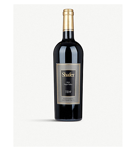 SHAFER VINEYARDS Napa Valley Merlot 2007 750ml