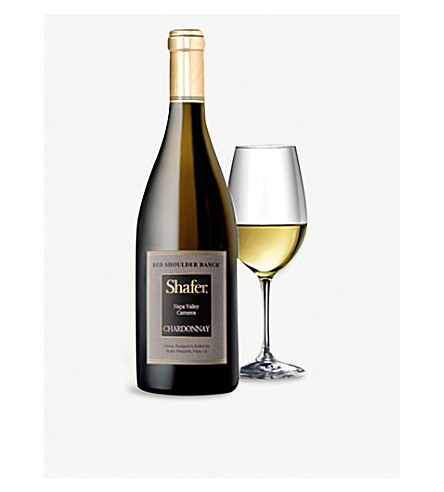 SHAFER VINEYARDS Red Shoulder Ranch Chardonnay 2015 750ml