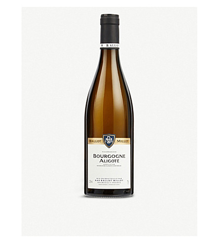 FRANCE Bourgogne aligote wine 750ml