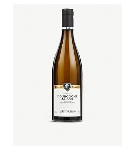 FRANCE Bourgogne aligote wine 750ml