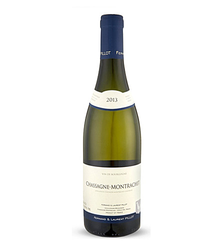 BURGUNDY Chassagne-Montrachet 2013 750ml