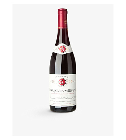 FRANCE Beaujolais Villages 2012 750ml