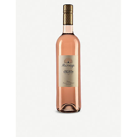 MASSAYA Rosé 2012 750ml