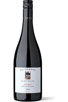 KILLIKANOON Prodigal Grenache 2006 750ml