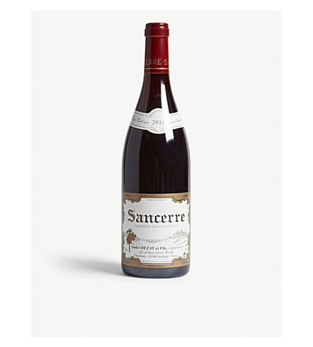 ANDRE DEZAT Sancerre Rouge 2009 750ml