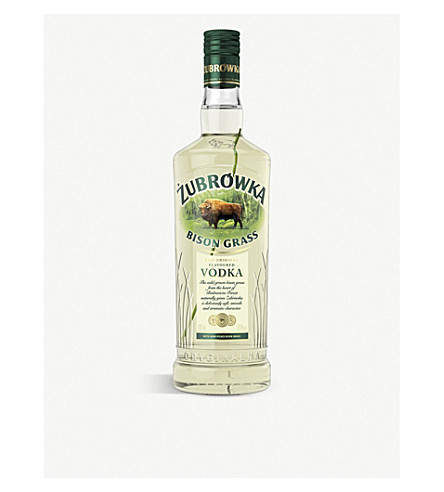 ZUBROWKA Zubrowka vodka 700ml