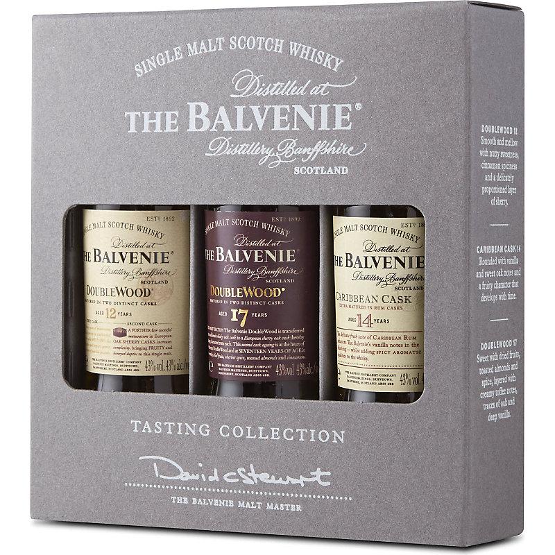 Balvenie Whisky tasting collection 3x50ml