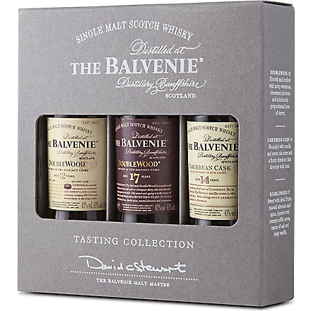 Whisky tasting collection 3x50ml