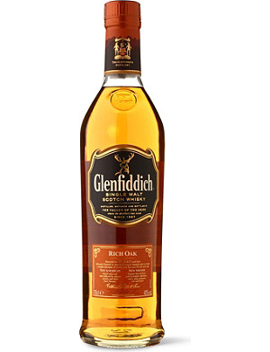 GLENFIDDICH Rich Oak whisky 700ml