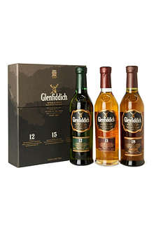 GLENFIDDICH Tasting Collection 3 x 200ml