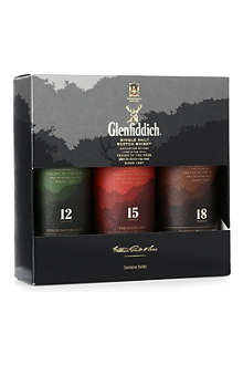GLENFIDDICH Mini pack 3 x 50ml