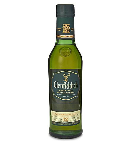 GLENFIDDICH 12岁单麦芽威士忌350毫升